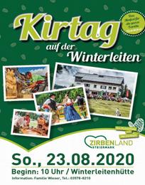 Winterleiten-Kirtag