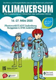 ABGESAGT: Eröffnung Ausstellung KLIMAVERSUM