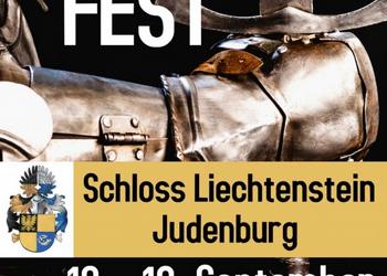 Ritterfest auf Schloss Liechtenstein